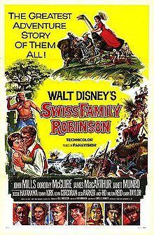 Swiss Family Robinson (1960)