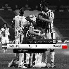 #PAOKXANT 2-1 #SuperLeague #NaiRePAOKARA