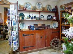 Craft Shop display | John C. Campbell Folk School | Visit us at www.folkschool.org