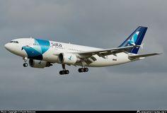 CS-TGU SATA International Airbus A310-304