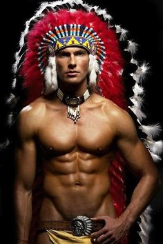 I´m not sure native americans looked that good in the 18th century...anyway capture me, please ;-)