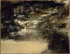 "Exposition ""Zao Wou-Ki"" - Fondation Pierre Gianadda"