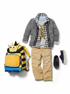 Toddler Boy Clothing: We  Outfits | Gap kids-style-guide