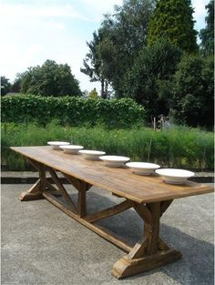 Speurders.nl: Antieke oude tafel leeftafel kloostertafel eiken
