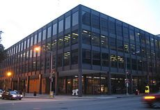 Ludwig Mies van der Rohe: Martin Luther King, Jr. Library in Washington