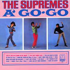 Supremes: Supremes A Go Go (2CD deluxe edition – with bonus tracks)