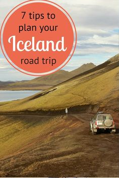 Planning an Iceland road trip? Here are my top 7 tips including how to choose…