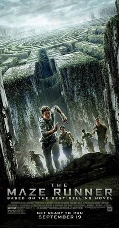 """Directed by Wes Ball.  With Dylan O'Brien, Kaya Scodelario, Will Poulter, Thomas Brodie-Sangster. Thomas is deposited in a community of boys after his memory is erased, soon learning they're all trapped in a maze that will require him to join forces with fellow """"runners"""" for a shot at escape."""
