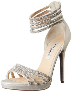 Nina Women's Fergie-FY Dress Sandal ** Discover this special product, click the image : Block heel sandals