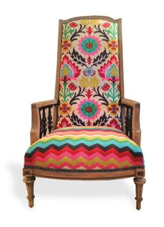 theStella - Global Vintage Arm Chair.