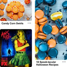 19 Dinner Aesthetic Video American The Effective Pictures We Offer You About q Halloween Treats, Fall Halloween, Happy Halloween, Halloween Decorations, Halloween Party, Gourmet Dinner Recipes, Quick Dinner Recipes, American Dinner, Aesthetic Videos