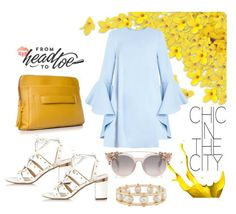 CHIC IN THE CITY!!! #RENA #inspiration for #InesBag Chic, Polyvore, Inspiration, Image, Tips, Dresses, Style, Fashion, Reindeer