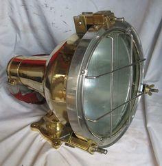 Nautical Marine Brass & Aluminium Deck Light Set OF 10 pcs # 100