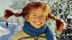 Copyright: ullstein bild - United Archives/ All Over Press. Pippi Longstocking, Good Movies, Fashion Photo, Childhood Memories, Tall Tales, Pepsi, Character Inspiration, Vintage Photos, Fairy Tales