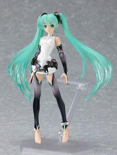 figma figures | ... » Vocaloid » Vocaloid Action Figure figma Miku Hatsune Append ver