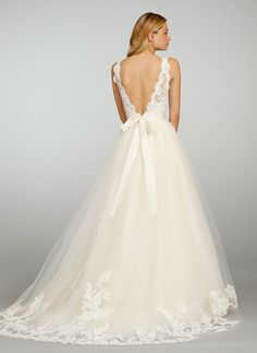 Designer Wedding Dress Gallery: Jim Hjelm                                                                                                                                                                                 More