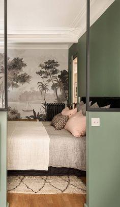 Ideas Hogar, Home Reno, Elle Decor, Home Interior Design, Diy Home Decor, Bedroom Decor, New Homes, House, Maximalism