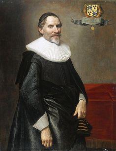 1636 - Michiel Jansz van Mierevelt - Francois van Aerssen - Rijksmuseum Amsterdam