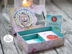 #DIY #Kleinigkeit #Geschenkidee #Papier #basteln #Teelicht #Box #Plotterdatei #Schneidedatei #PrintundCut
