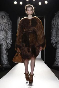 Mulberry LFW Fall 2012