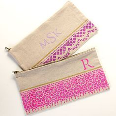 Incredible Cosmetic Bags | FaveCrafts.com