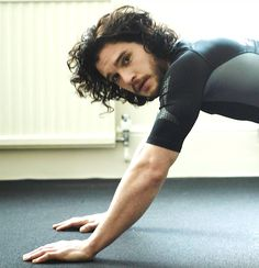 Kit Harington for Men's Health by Chris Floyd