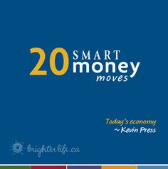 Need a New Year's #resolution? Try one of these 20 smart money moves on for size!