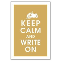 Apple iPhone 6 Custom Case White Plastic Snap On - Keep Calm and Add Butter Write Your Own Story, Fine Pens, Vintage Typewriters, Got 1, Writing Instruments, Keep Calm, Script, Literature, Classroom