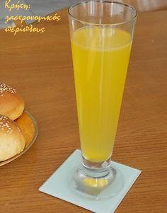Κρήτη:γαστρονομικός περίπλους: Σπιτική συμπυκνωμένη πορτοκαλάδα ή απλά σιρόπι πορτοκαλιού