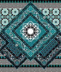 TeaSeeDo tecido | estampa | textura | adrianabarra