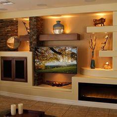 Drywall Entertainment Center | Yelp