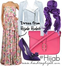 Hashtag Hijab Outfit #280