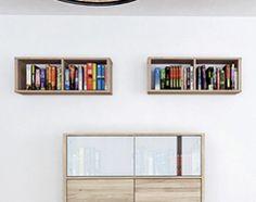 Półka JAMES Beds, Bookcase, Shelves, Home Decor, Shelving, Decoration Home, Room Decor, Book Shelves, Shelving Units