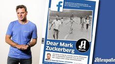 Zuckerberg criticized over censorship after Facebook deletes 'napalm girl' photo