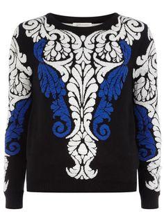 a fancy sweatshirt! yus.