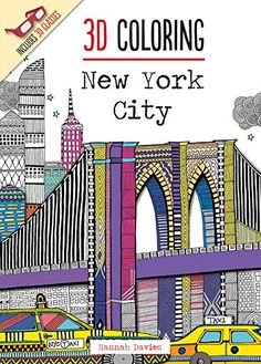 3D Coloring: New York City by Hannah Davies http://www.amazon.com/dp/1626865817/ref=cm_sw_r_pi_dp_a.sLwb1ZYP4ME