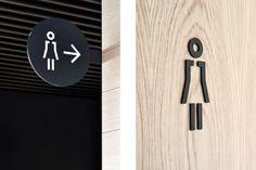 Minter Ellison Office Design Signage