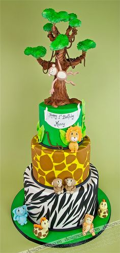 Children Cakes, baptism, birthday, Design Cakes page 2, love the tree