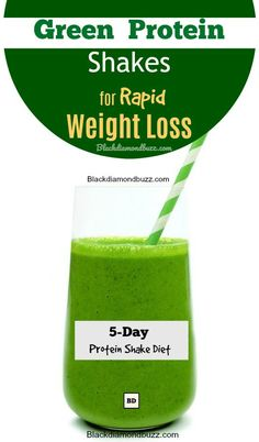 Healthy Easy Green Smoothie Recipes for Weight Loss and Flat Stomach.These homemade protein shakes are anti-bloating, decrease your craving and burn body fat like crazy.