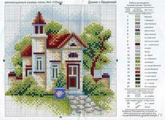 Thrilling Designing Your Own Cross Stitch Embroidery Patterns Ideas. Exhilarating Designing Your Own Cross Stitch Embroidery Patterns Ideas. Cross Stitch House, Small Cross Stitch, Cross Stitch Art, Cross Stitch Flowers, Cross Stitch Designs, Cross Stitching, Cross Stitch Embroidery, Embroidery Patterns, Cross Stitch Patterns