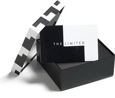 Gift Cards, Electronic Gift Cards, Gifts   THE LIMITED  Any amount