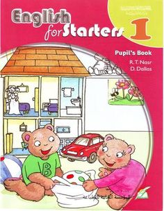 English for Starters 1 Multimedia Kids are now able to skim through this entire book English for Starters 1 an Basic English For Kids, English Books For Kids, English Learning Books, English Conversation Learning, English Grammar For Kids, Learning English For Kids, Teaching English Grammar, English Lessons For Kids, English Vocabulary