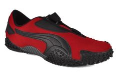 Puma Mostro Mesh (Chinese Red/Black)