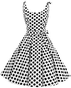 24536ebefb 13 Best Polkadots! images in 2017 | Polka Dots, 1950s, 1950s dresses
