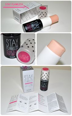 Benefit 15h Stay Flawless Primer Resenha