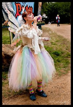 Fairy costume - Bubble fairy costume