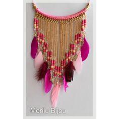 af3908a511ce Collar Hindu De Cuentas Cadenas Plumas Dijes 134269619xjm - Joyas y  Bijouterie en Mercado Libre Argentina
