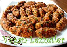 Vegan Lezzetler: Karabuğdaylı Glutensiz Mercimek Köftesi