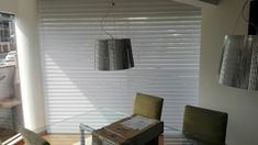 Cortina Hunter Douglas Silhouette motorizada Hunter Douglas, Blinds, Home Decor, Curtains, Projects, Rolling Shutter, Shades Blinds, Home Interior Design, Decoration Home