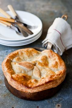 Autumnal Chicken Pot Pie | Foster's Market